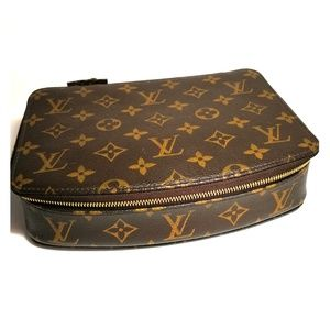 Louis Vuitton travel case for jewelry